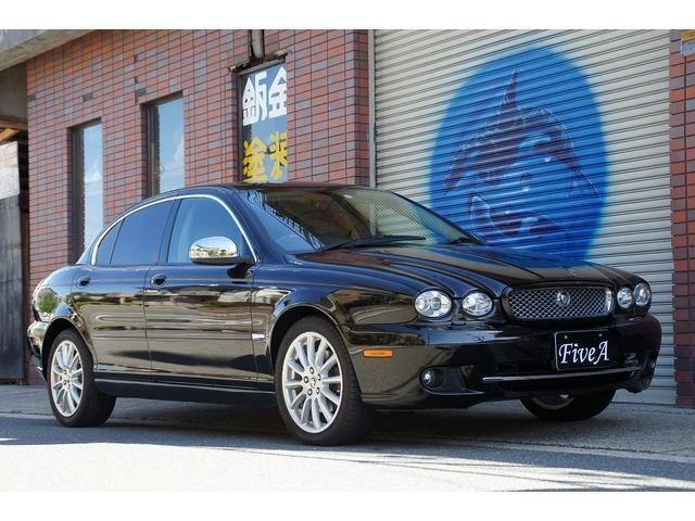 ジャガー Xタイプ ソブリン最終モデル限定車 新品イグニッションコイル全交換済み