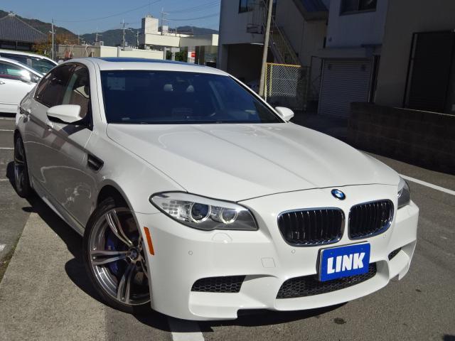 「BMW」「BMW M5」「セダン」「京都府」の中古車