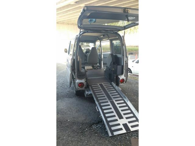 三菱 福祉車両 電動スローパー
