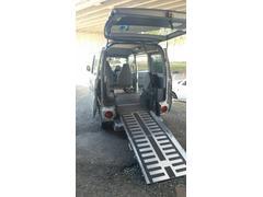 ミニキャブバン福祉車両 電動スローパー