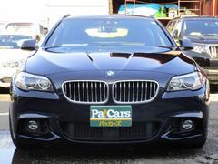 BMW523iツーリング Mスポーツ