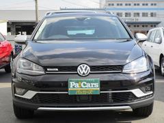 VW ゴルフオールトラックTSI 4モーション アップグレードパッケージ