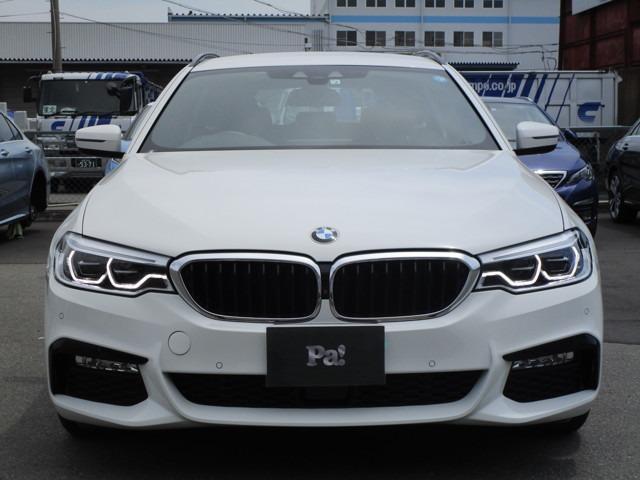 BMW 523iツーリング Mスポーツ