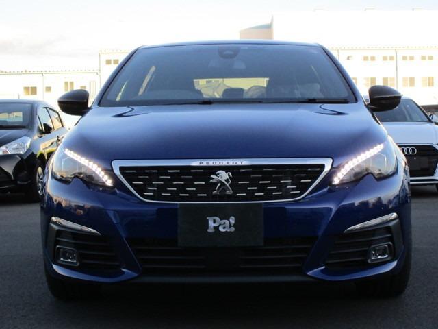 プジョー GT ブルーHDi