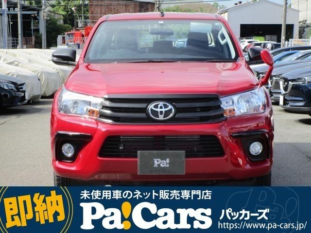 トヨタ ハイラックス X