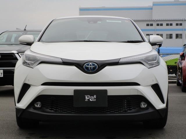 トヨタ C-HR G 登録済未使用車  トヨタセーフティセンス ブラインドスポットモニター クルーズコントロール LEDヘッドライト
