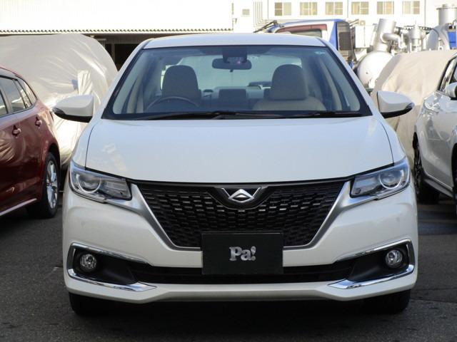 トヨタ アリオン A15 Gプラスパッケージ 登録済未使用車 電動シート 障害物センサー アイドリングストップ ハイラグジュアリーシート オートエアコン HIDヘッドライト