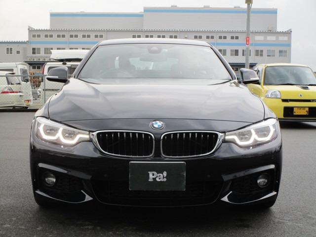 4シリーズグランクーペ(BMW)420iグランクーペ Mスポーツ ディーラー使用車 カーボンブラック 赤革シート オプションアルミホイール アダプティブクルーズコントロール メモリー機能付き電動シート 純正ナビ バックカメラ ETC 中古車画像