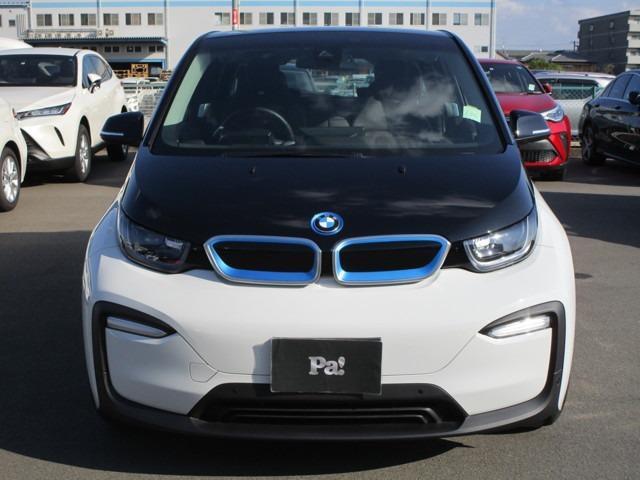 i3(BMW) スイート レンジ・エクステンダー装備車 ディーラー使用車 パーキングパッケージ ナビ バックカメラ ETC 中古車画像