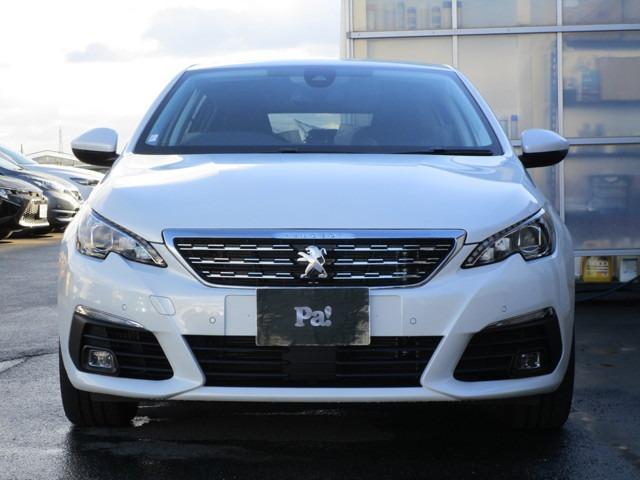 プジョー 308 アリュール ブルーHDi 登録済未使用車 クリーンディーゼル アップルカープレイ アンドロイドオート アクティブセーフティブレーキ アクティブクルーズコントロール