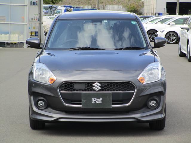 スズキ スイフト XRリミテッド 登録済未使用車 特別仕様車 セーフティパッケージ クルーズコントロール シートヒーター