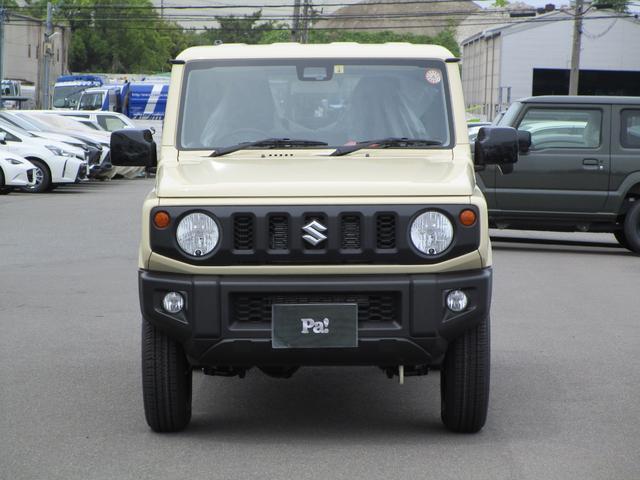 スズキ XL スズキセーフティサポート装着車 4WD 届出済未使用車 走行40km 5速MT車