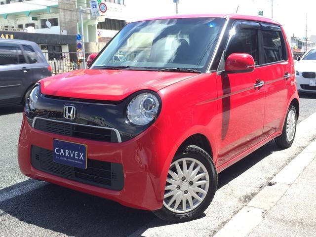 沖縄県宜野湾市の中古車ならN-ONE G・Lパッケージ ワンオーナー ディスプレオーディオ ETC