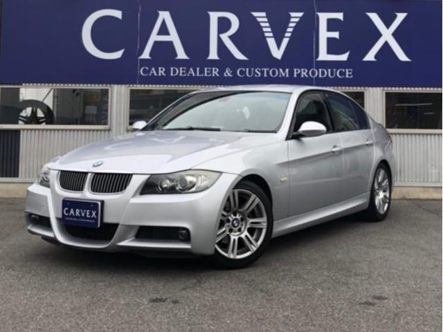 沖縄の中古車 BMW BMW 車両価格 46.8万円 リ済別 2007(平成19)年 6.2万km シルバー