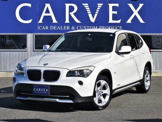 BMW X1 sDrive 18i 純正HDDナビi-Drive バックカメラ  禁煙車