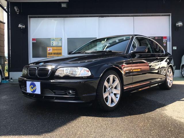 BMW 3シリーズ 330Ci ハイライン サンルーフ 黒本革パワーシート