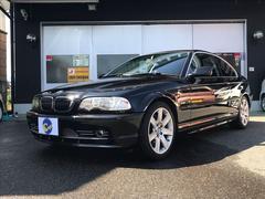BMW330Ci ハイライン サンルーフ 黒本革パワーシート