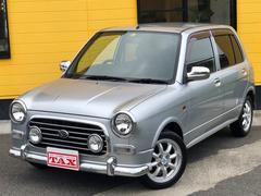 ミラジーノミニライトスペシャル・4WD・黒革シート・純正アルミ