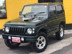 ジムニーランドベンチャー・4WD・ターボ・リフトアップ・16AW