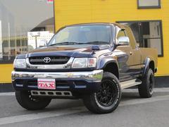 ハイラックススポーツピックエクストラキャブ ワイド4WD・社外16インチAW・社外ナビ
