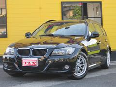 BMW320iツーリング・ワンオーナー・純正HDDナビ・ETC