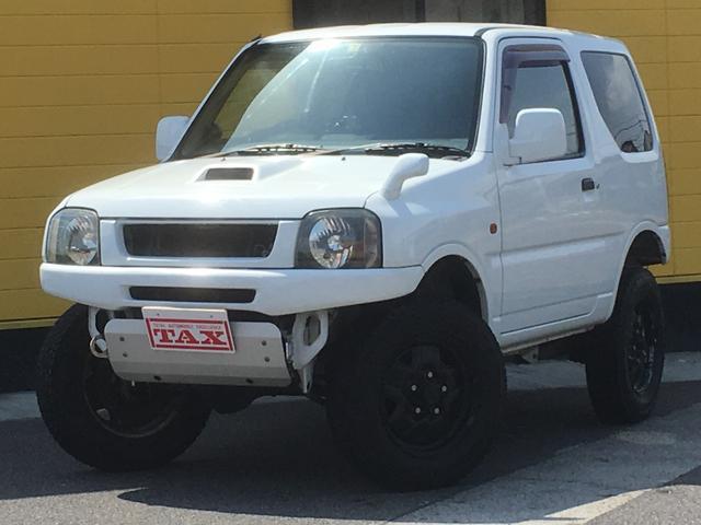 スズキ XG・ターボ・4WD・リフトUP・社外バンパー・社外マフラー