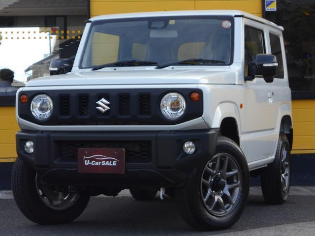 スズキ XC 4WD 5速MT セーフティサポート クルーズコントロール LEDヘッドライト オートライト ヘッドライトウォッシャー フォグライト 電格付ウィンカーミラー 純正16インチAW スマートキー