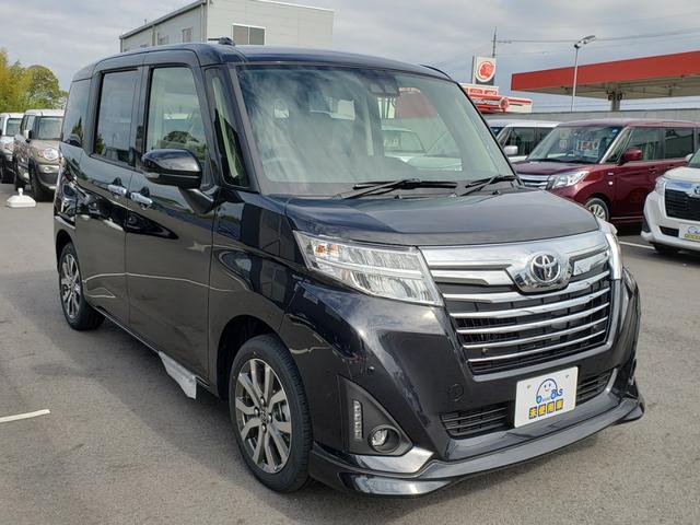 「トヨタ」「ルーミー」「ミニバン・ワンボックス」「滋賀県」の中古車