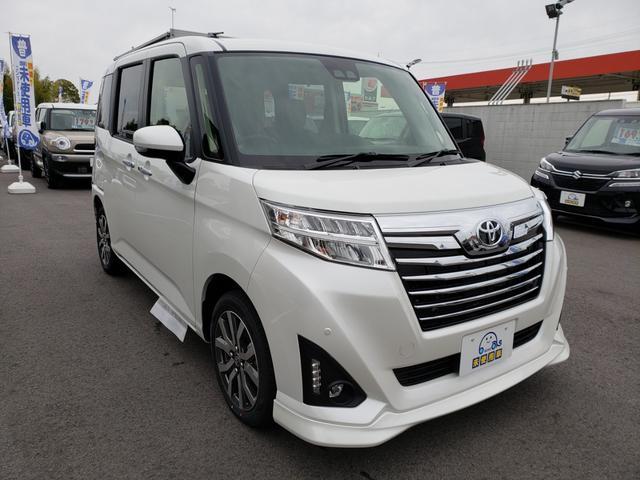 トヨタ カスタムG-T登録済未使用車 衝突回避支援ブレーキナビレディ