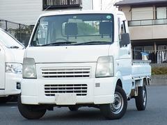 キャリイトラックKCエアコン・パワステ 4WD 5MT タイミングチェーン