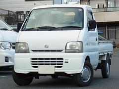 キャリイトラック5MT ローレンジデフロック付パートタイム4WD