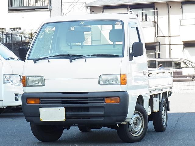 スズキ ローレンジ付パートタイム4WD デフロック 4MT