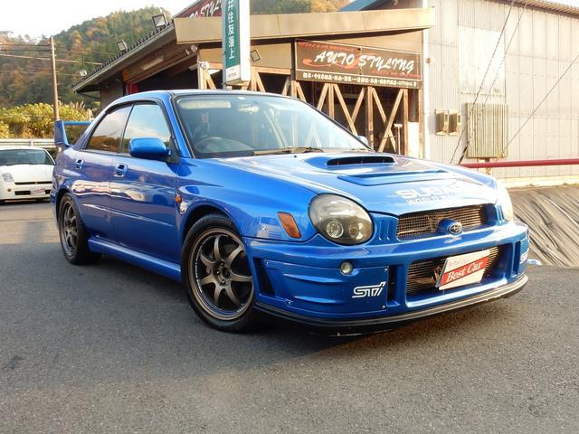スバル インプレッサ WRX NB-R オートマ ターボ