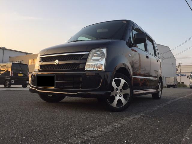 スズキ ワゴンR FX−Sリミテッド (車検整備付)