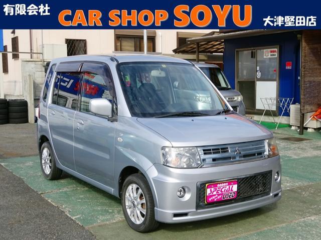 三菱 M 4WD 社外ナビ TV ETC 検R3年9月