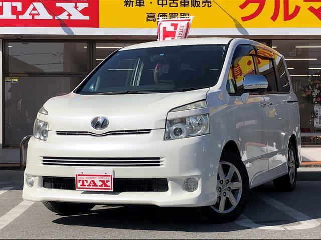トヨタ ZS 煌II・両側パワスラ・社外HDDナビ・フルセグTV