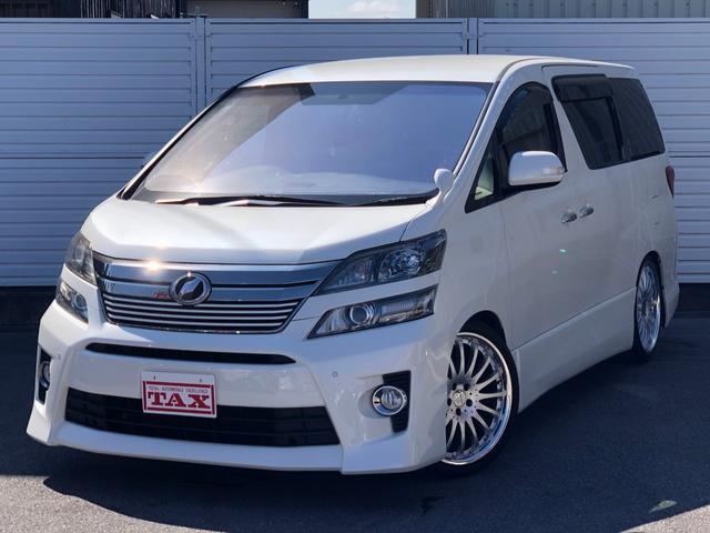 トヨタ 3.5Z・メーカーナビ・フルセグ・車高調・社外20インチAW