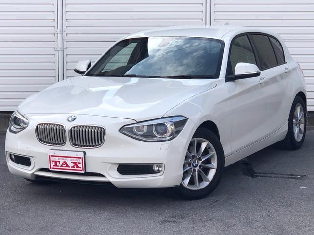 BMW 116i・純正ナビ・HIDライト・ETC・スマートキー