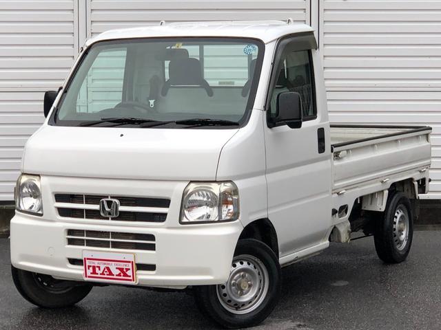 ホンダ 1オーナー・エアコン・パワステ・4WD・5MT