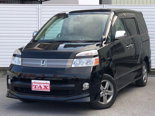 「トヨタ」「ヴォクシー」「ミニバン・ワンボックス」「滋賀県」の中古車