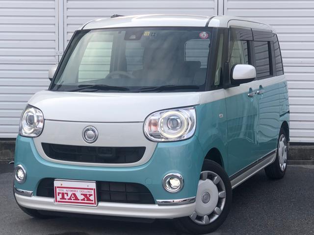 「ダイハツ」「ムーヴキャンバス」「コンパクトカー」「滋賀県」の中古車