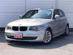 BMW116i・社外ポータブルナビ・ワンセグTV・プッシュスタート