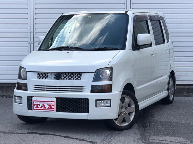 スズキ RR・ターボ車・HID・社外オーディオ・キーレスキー