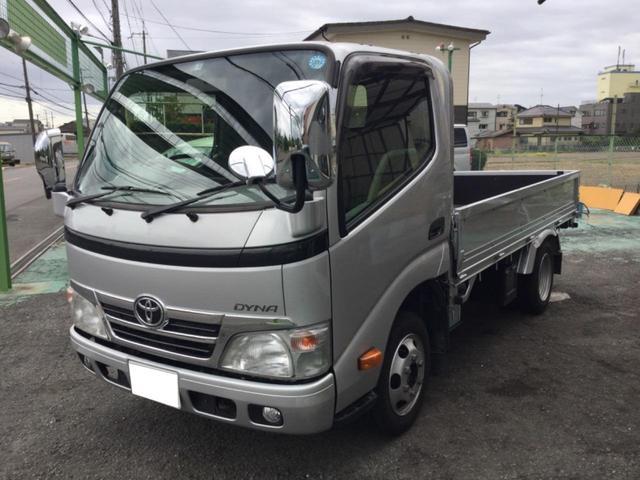 トヨタ ロングフルジャストロー ETC 積載1350kg