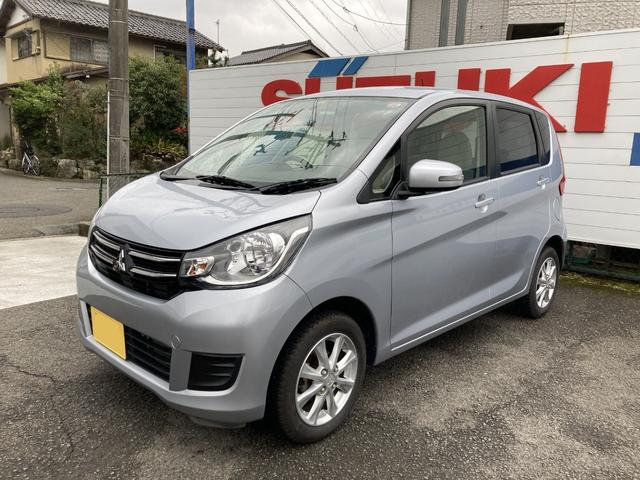 三菱 eKワゴン G ナビ ETC シートヒーター スマートキー バックモニター