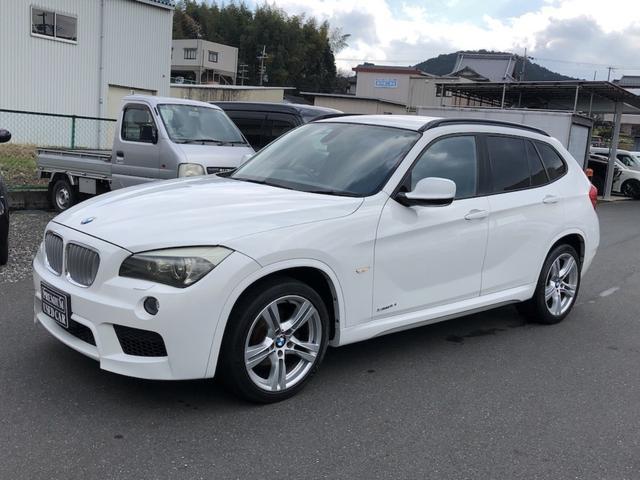BMW X1 sDrive 18i Mスポーツパッケージ