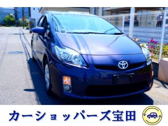 トヨタ S LEDエディション フルセグTVナビ 禁煙車 ETC付