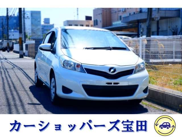 トヨタ F TV付ナビ ワンオーナー禁煙車 新品バッテリー交換 アルミ付きスタッドレスタイヤ積込