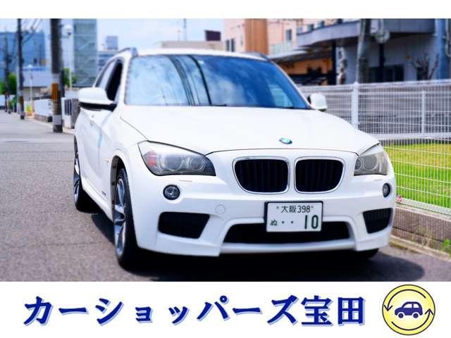 BMW X1 sDrive 18i Mスポーツパッケージ バックカメラ付ナビ ドライブレコーダー 禁煙車
