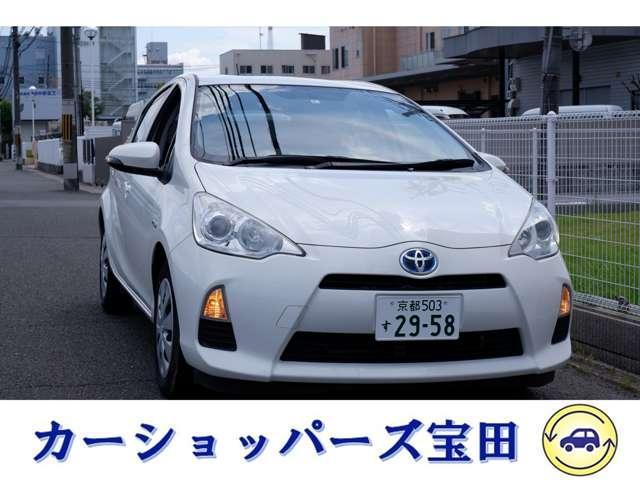 トヨタ S TVバックカメラ付ナビ Bluetooth ワンオーナー禁煙車 ETC付